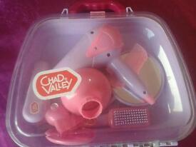 Chad valley play hair dresser set
