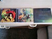Zelda Ocarina of Time 3d, Twilight Princess HD & Overwatch Video Game CD Soundtracks
