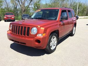 2010 Jeep Patriot Sport/North