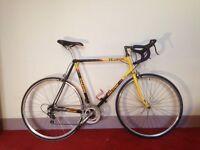 Raleigh Team race road/racing bike / bicycle