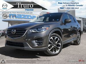 2016 Mazda CX-5 GT! ONLY 53K! AWD! LEATHER! BOSE SOUND! 19'' RIM
