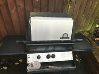 Broil King Quality Gas Barbecue Twin Burner BBQ - Cost £500+