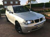 BMW X3 | IMMACULATE | FULL HISTORY | 12 Months MOT | LOW MILAGE | Bargain