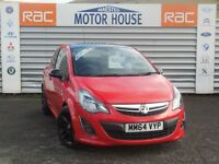 Vauxhall Corsa (LIMITED EDITION) FREE MOT'S AS LONG AS YOU OWN THE CAR!!! (red) 2014