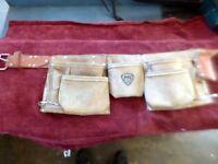 Pro Tool belt/carpenters apron