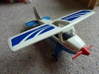 Playmobil Cessna Light Aircraft / Plane / Aeroplane