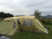 Inflatable Family Tent - Icarus Air 600 - Used 4 Times! - Open to Sensible Offers Pre-Christmas