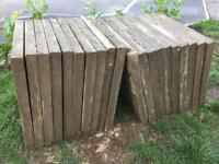 Free - Concrete Paving Slabs - 600 x 600