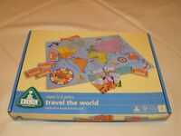 Travel the World, Early learning centre game