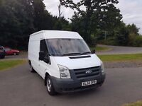 Motors Vans for Sale FORD TRANSIT T300M MWB SEMI HIGH TOP 56 2006 LOW MILES PX POSSIBLE