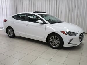 2018 Hyundai Elantra GL SE w/ SUNROOF, HEATED STEERING WHEEL & S