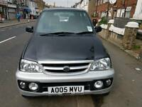 DAIHATSU TERIOS 5 DOOR AUTOMATIC PETROL JEEP QUICK SALE