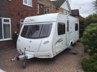 2010 Lunar Quasar 534, 4 Berth touring caravan, Immaculate condition