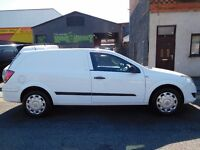 NO VAT! Vauxhall Astra van 1.3 CDTi Club 3 door 16v 07 plate new clutch just fitted (11)