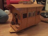 bowed top gypsy caravan model
