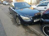 Bmw 5 series 530d auto m sport e60 hpi clear service history not 520 525 535