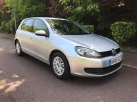 VOLKSWAGEN GOLF S TSI AUTO 2010 1.4 PETROL DRIVES THE BEST 80k VERY CLEAN INSIDE AND OUT
