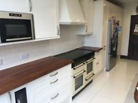 Used Howdens Burford Range Kitchen with Appliances - £1500 ono