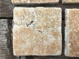 Travertine Tumbled Tiles