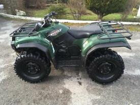 Yamaha Grizzly 450 IRS Quadbike (not Honda)😜