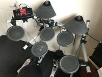 Yamaha DTXplorer for sale Good condition Module and all pads in full working order.
