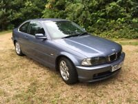 BMW 325ci coupe (now with 12 months MOT)