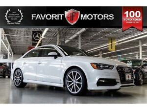 2015 Audi A3 Technik, Navigation, Leather, All Wheel Drive