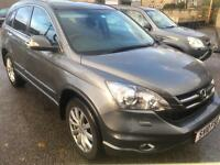 2010 Honda cr-v executive i dtec 4x4(DIESEL AUTOMATIC)