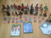 Disney Infinity Xbox One Bundle (Disney Infinity 2.0 and 3.0, 32 figures, 1 portal and 4 play sets)
