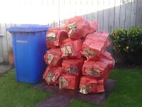 Timber Firewood - Free delivery