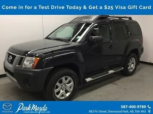 2012 Nissan Xterra Four Wheel Drive 4 door Automatic SV