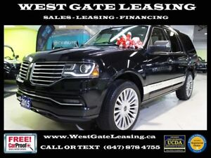 2015 Lincoln Navigator NAVIGATION | 22 RIMS | BLIND SPOTS | CAPT