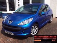 2007 57 PEUGEOT 207 1.4HDI 70 a/c S~SERVICE HISTORY~2 KEYS~OCT MOT~NOW REDUCED!