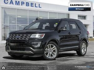 2016 Ford Explorer XLT AWD-NAV-LEATHER-PRICED FOR QUICK SALE