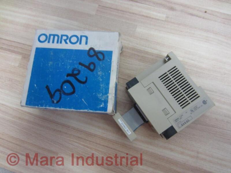 Omron C4k-ia Input Module