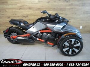 2015 Can-Am Spyder F3-S SE6 71,29$/SEMAINE
