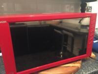 Red Swan microwave