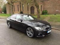 BMW 4 Series Gran Coupe 420D M Sport (S/S) 5DR….