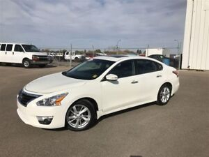 2014 Nissan Altima 2.5 SL-LEATHER-SUN ROOF