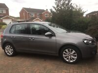 VW Golf 1.4TSI Match 5 dr, petrol, manual, metallic grey, 2011, 70,300 miles, family owned from new