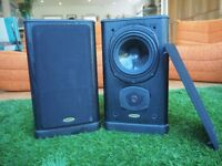 Tannoy 602 speaker pair, one not working