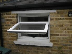 Quality Casement window in the finest PVCu with trickle vent