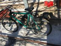 Bicycle mountain bike 18 bikes mixed