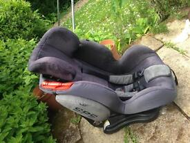 Child car seat - forward facing - up to age five
