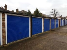 Garages to Rent: Durham Road, Raynes Park, Wimbledon SW20 0TW - GATED SITE