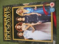 desperate housewives boxed set ,series 1 to 6