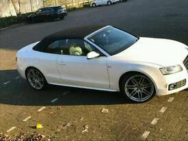 Audi a5 Convertible cheapest on here
