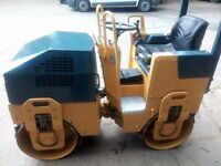 Bomag Twin Drum Roller BW 80ADH