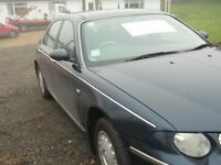 for sale 2002 rover 75 classic