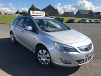 2012 Vauxhall Astra diesel. MOT MARCH 2018